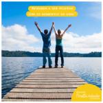 Aprenda a ser positivo com os momentos da vida