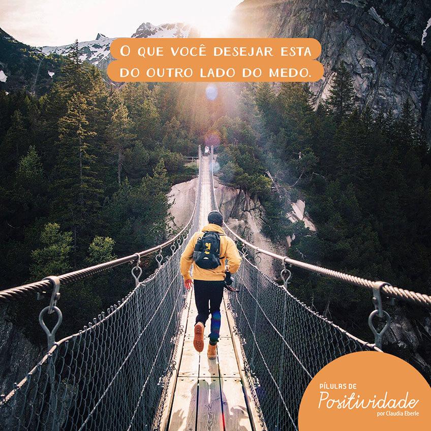 Como superar nossos medos?
